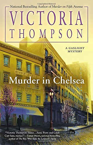 Image of Murder in Chelsea (A Gaslight Mystery)