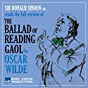 The Ballad of Reading Gaol Audiobook by Oscar Wilde Narrated by Donald Sinden