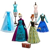 Disney Frozen Anna & Elsa Fashion Doll Set