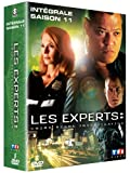 amazon jaquette Les Experts : Las Vegas - Saison 11