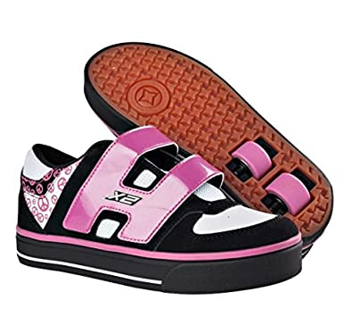 how to use heelys with two wheels