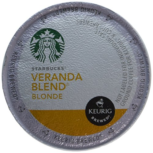Starbucks Veranda Blend Blonde Roast Keurig K-Cups (32 Pack) (K Cups Starbucks Blonde compare prices)