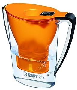 BWT Tischwasserfilter 2.7 Liter, orange