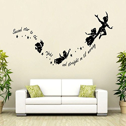 home-product-tinkerbell-diy-second-stars-shild-star-variety-witch-peter-pan-wall-decal-sticker-kids-