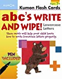 echange, troc  - ABC's Lowercase Write and Wipe Flash Cards