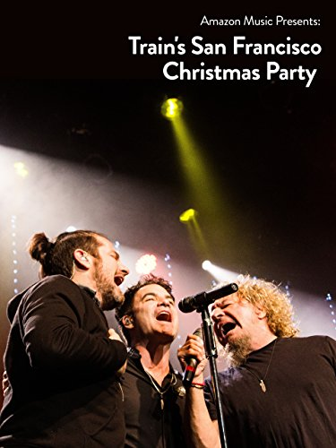 Amazon Music Presents: Train's San Francisco Christmas Party