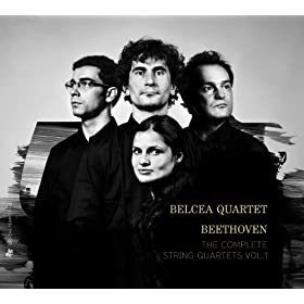 String Quartet No. 1 in F Major, Op. 18, No. 1: III. Scherzo. Allegro molto
