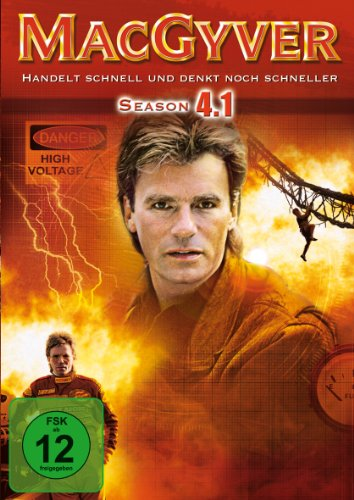 MacGyver - Season 4, Vol. 1 [2 DVDs]
