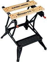 Black & Decker WM225 Workmate 225 Portable Work Bench, 450 Pound Capacity