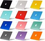 """Kuzy - AIR 13-inch Rubberized Hard Case Cover SeeThru for NEW Apple MacBook Air 13.3"""" (A1369 and A1466)"""