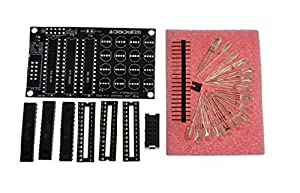 RGB LED Module (Unassembled Kit)/Up To 16 Of These Modules Can Be Serially Connected To Make A Fantastic LED Wall Or A LED Circle
