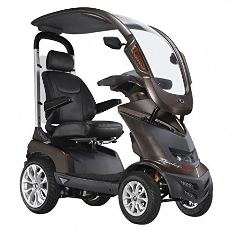 Drive-Royale-4-Sport-8Mph-Mobility-Scooter-Portable-Travel-Bronze