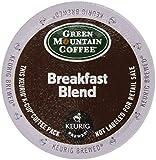 Green Mountain Coffee Breakfast Blend, Keurig K-Cups, 144 Count