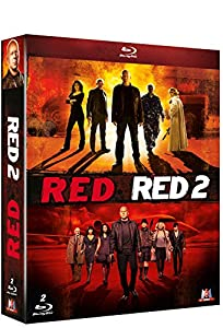 RED + RED 2 [Blu-ray]