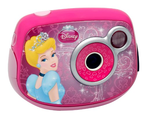 Fotocamera digitale Disney Princess 0.3 MPX con flash Picture