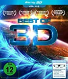 Best of 3D - Das Original, Vol. 4-6 [Blu-ray 3D]