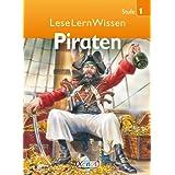 LeseLernWissen - Piraten: Stufe 1 für Erstleser