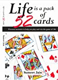 img - for Life is a pack of 52 cards. book / textbook / text book