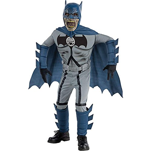 Zombie Batman Deluxe Kids Costume