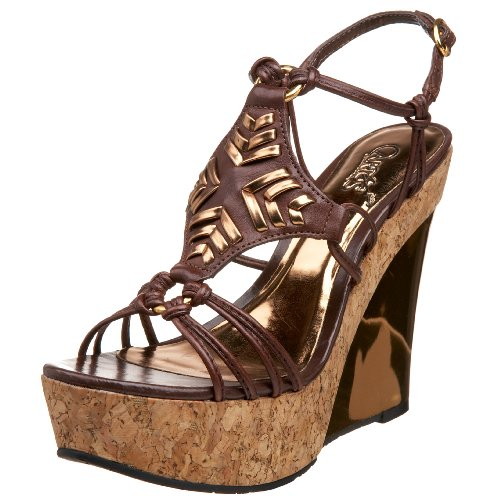 Carlos By Carlos Santana Women's Ravishing Wedge Sandal