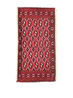 Eden Carpets Alfombra Yamut Rojo 102 x 53 cm