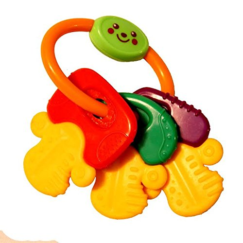 Dazzling Toys Set of Keys - Teething Toy