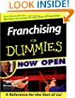 Franchising For Dummies (For Dummies (Computer/Tech))