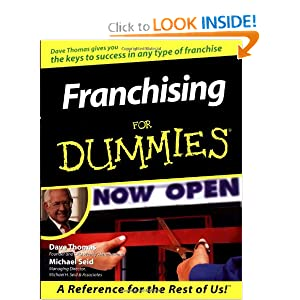 Franchising for Dummies Michael Seid