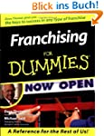 Franchising for Dummies (For Dummies...