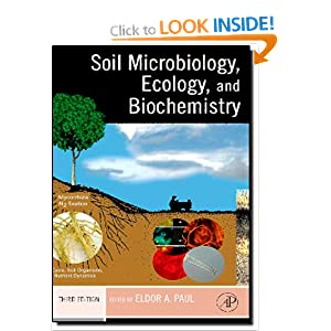 Soil microbiology ecology and biochemistry for Soil biology and biochemistry