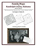 Family Maps of Randolph County, Alabama, Deluxe Edition