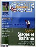 GOLF  du 01/05/1996