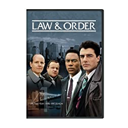 Law & Order: The First Year