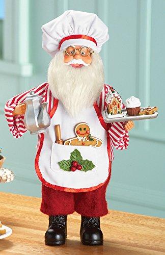 Santa-Baking-Tabletop-Decoration