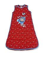 Pitter Patter Baby Gifts Saco de Dormir (Rojo)