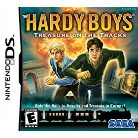 The Hardy Boys Treasure on the Tracks