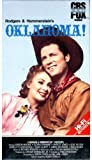 img - for Oklahoma! (Rogers & Hammerstein) (1955 Film) (CBS Fox) book / textbook / text book