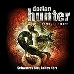 Schwarzes Blut, kaltes Herz (Dorian Hunter) | Susanne Wilhelm,Uwe Voehl