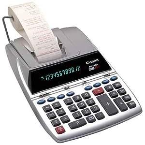 adding machine with paper
