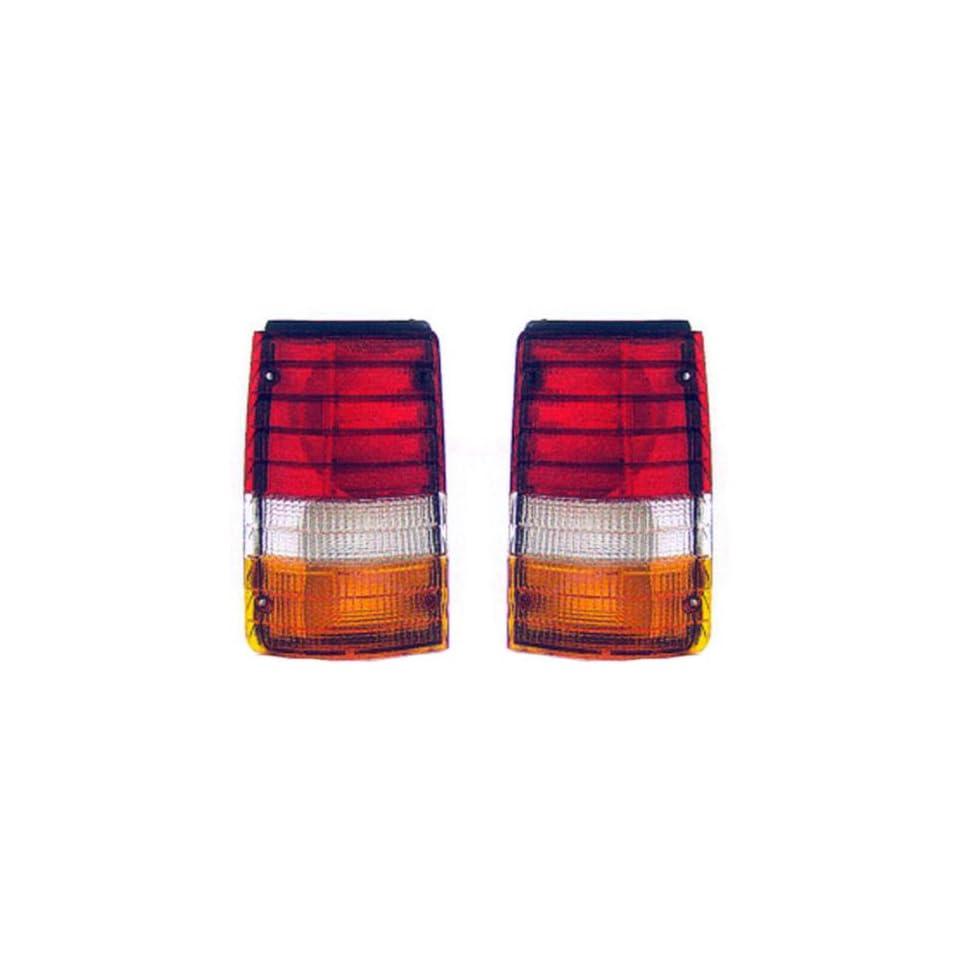 86 87 88 89 90 Ford Aerostar Van Taillight Taillamp Set