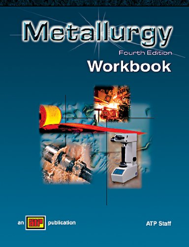 Metallurgy - Workbook - Amer Technical Pub - AT-3516 - ISBN: 0826935168 - ISBN-13: 9780826935168
