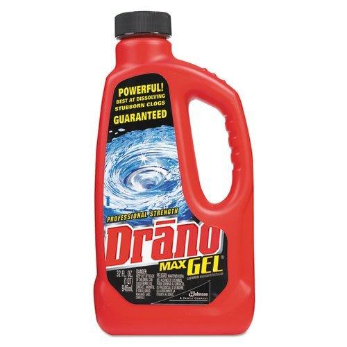 drano-max-gel-clog-remover-32oz-bottle-12-carton-by-drano