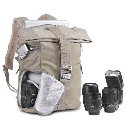 NATIONAL GEOGRAPHIC カメラリュック プライベート 9L PCスペース有 ベージュ(ベージュキャンバス) NG P5090