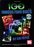 100 Famous Funk Beats [With CD]