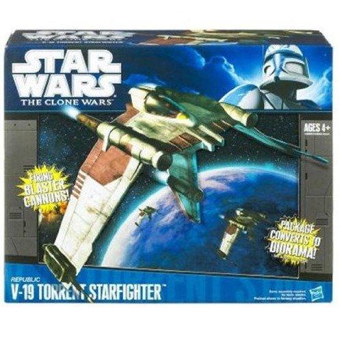 Star Wars – The Clone Wars Republic V-19 Torrent Starfighter bestellen