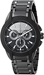 "Versace Men's M8C60D008 S060 ""Character"" Stainless Steel Watch"