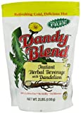 Gooseberry Acres DANDY BLEND 2lb Bag Healthy Alternative to Coffee – Instant Herbal Beverage with Dandelion ~ Want to Quit Coffee? Great tasting and HEALTHY TOO!