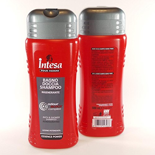 Bagno Intesa 500 Ml Silver