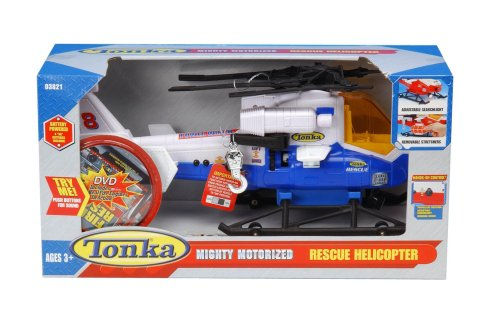 Buy Tonka Mighty Motorized Rescue Helicopter