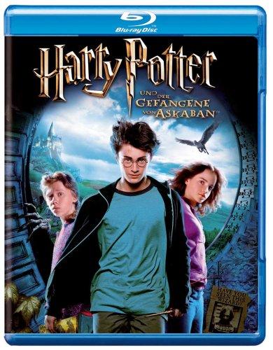 Harry Potter und der Gefangene von Askaban [Blu-ray]